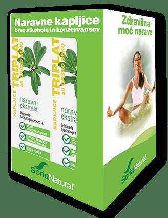 Škatlica-triplat-kapljice za dojenje