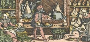 history-herbs