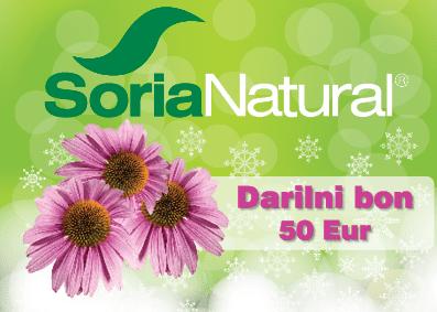 Darilni Bon Soria Natural
