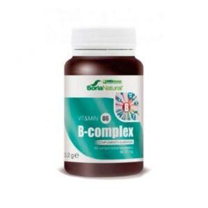 vitamini B kompleks Soria Natural MegaDose
